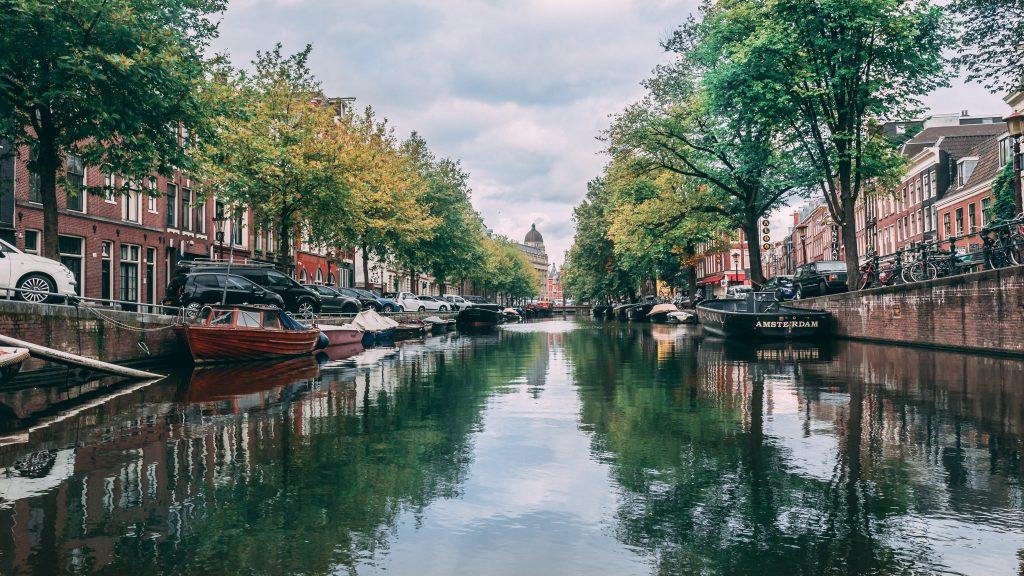 Verhuizing in Amsterdam